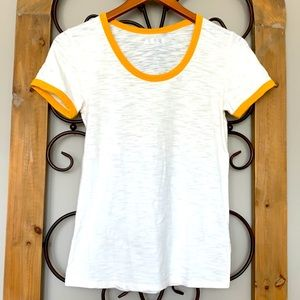 ABLE ringer style tee